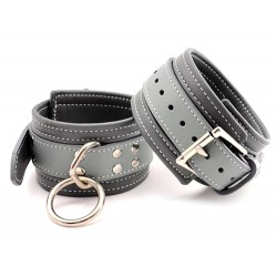 50 Shades of Inspiration Grey Cuffs