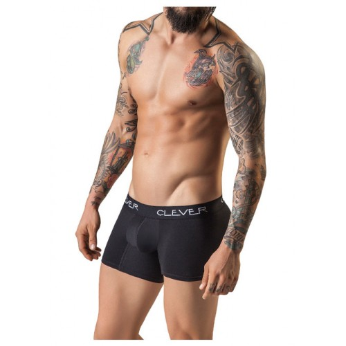 Basic Boxer Black Clever