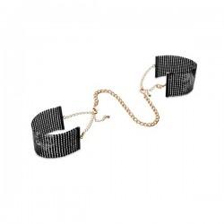 Desir Metallique - Metallic Mesh Handcuffs