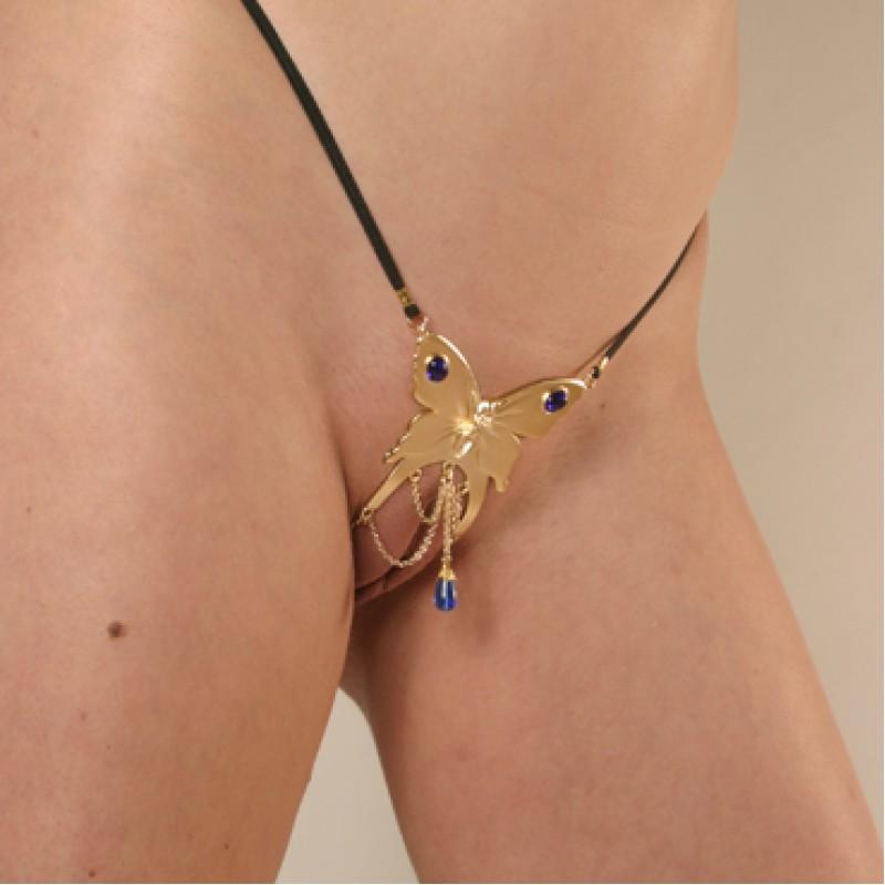 Рабыням В Клитор Вставляют Кольцо С Цепочкой Порно