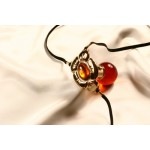 Gold Crystal Orb Penetrating G-String Jewelry