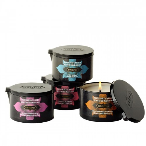 Kama Sutra Pourable Massage Candle