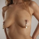 Love Locks Non-Piercing Nipple Rings