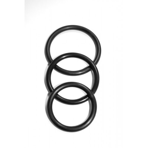 Nitrile Cock Rings 3 Pack