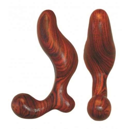 Romp Wood Anal Toy
