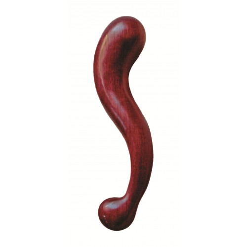 Seduction G-Spot or Prostate Wood Dildo