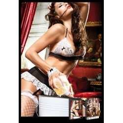 Sexy House Maid Lingerie Set