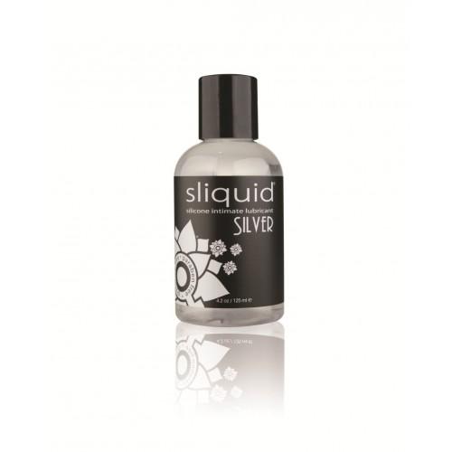 Sliquid Silver Premium Silicone Lubricant