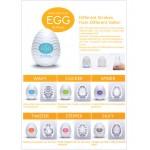 Tenga Egg Masturbator Variety 6 Pack