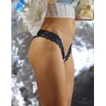 Tiny Thin Lace Micro Hipster Thong Panties