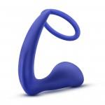 Performance - Cock Ring Plug - Indigo