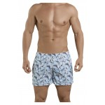 0683 Cockatoos Atleta Swim Trunks Color Blue