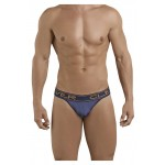 1295 Exciting Thongs Color Dark Blue