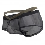2400 Gorgeous Latin Boxer Briefs Color Black