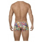 2405 Attactive Latin Boxer Briefs Color Yellow