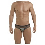 3015 Uptown Boy Jockstrap Color Green