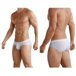 5373 Australian Latin Briefs Color White