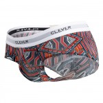 5390 Refined Classic Briefs Color Red