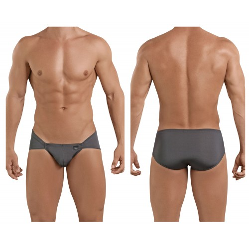 5395 Exciting Matrix Briefs Color Dark Gray