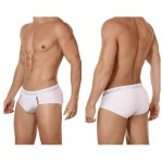 5401 Vibes Briefs Color White