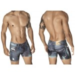 2201 Denim Jean Boxer Color Blue