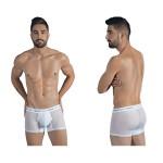 2310 Magnificent Boxer Briefs Color White