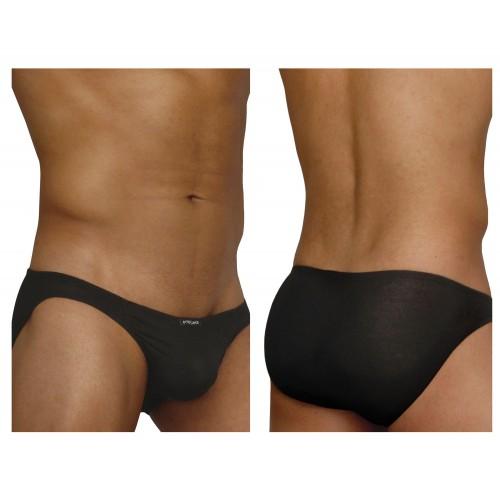 EW0706 FEEL Modal Bikini Color Black