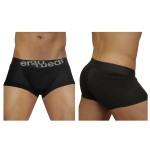 EW0712 FEEL Modal Boxer Briefs Color Black