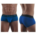 EW0746 MAX Mesh Boxer Briefs Color Cooling Cobalt Blue