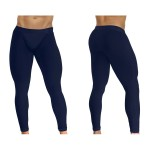 EW0808 FEEL Long Johns Color Navy