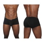 EW0812 X3D Modal Mini Boxer Color Black