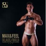 EW0807 MAX XV Thongs Color Black-Gold
