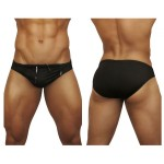 EW0870 FEEL Swim Bikini Color Black