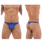 EW0875 X3D Modal Thongs Color Ultramarine Blue