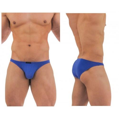 EW0876 X3D Modal Bikini Color Ultramarine Blue