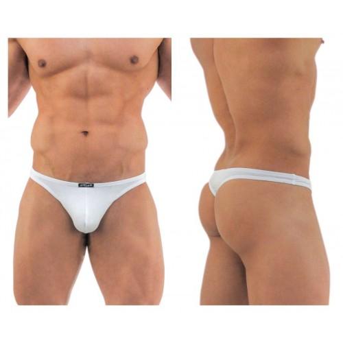 EW0892 X3D Modal Thongs Color White
