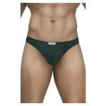 EW0918 FEEL Modal Thongs Color Pine Green