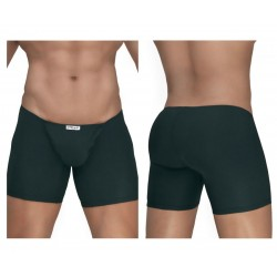 EW0921 FEEL Modal Midcut Boxer Briefs Color Pine Green