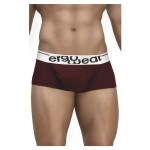 EW0933 FEEL Modal Boxer Briefs Color Burgundy