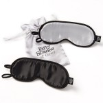 Fifty Shades - No Peeking Blindfold Twin Pack