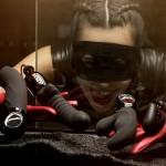 Big Boss G5 Realistic G-Spot Vibrator - Black Line