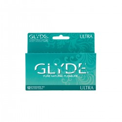 GLYDE ULTRA | Ultra Sheer Standard Fit 12-Pack