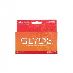 GLYDE SLIMFIT | Ultra Sheer Snugger Fit 12 Pack
