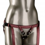 The Regal Duchess Harness - Red, Pewter or Gold