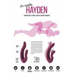 Hayden Couples Rabbit Vibrator