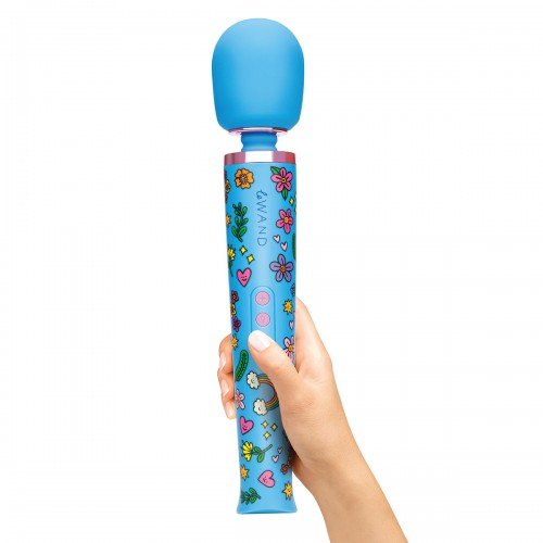 "Special Edition ""Feel My Power"" Rechargeable Wand"