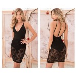 7191 Babydoll Color Black