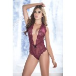 8252 Teddy Color Burgundy