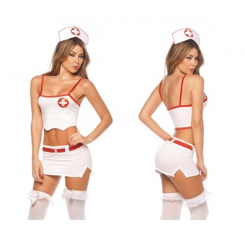 6009 Head Nurse Costume