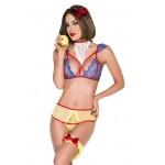 6281 Poisoned Apple Fantasy Princess Costume
